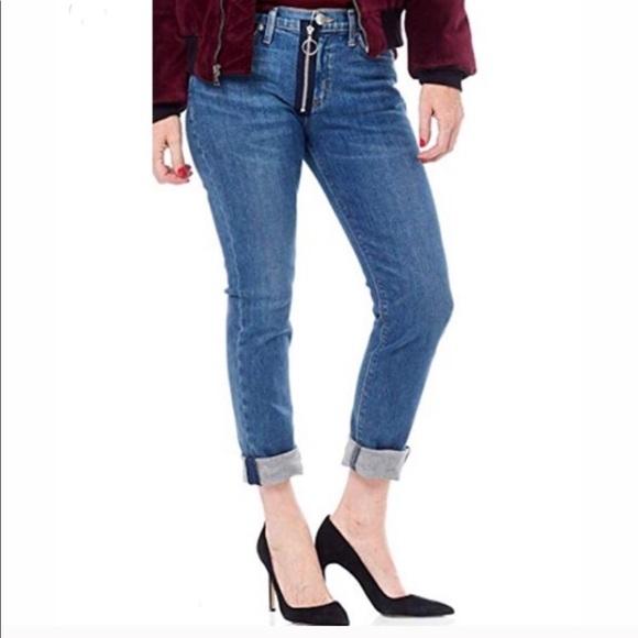 Hudson Jeans Denim - Hudson Riley Cropped Jeans